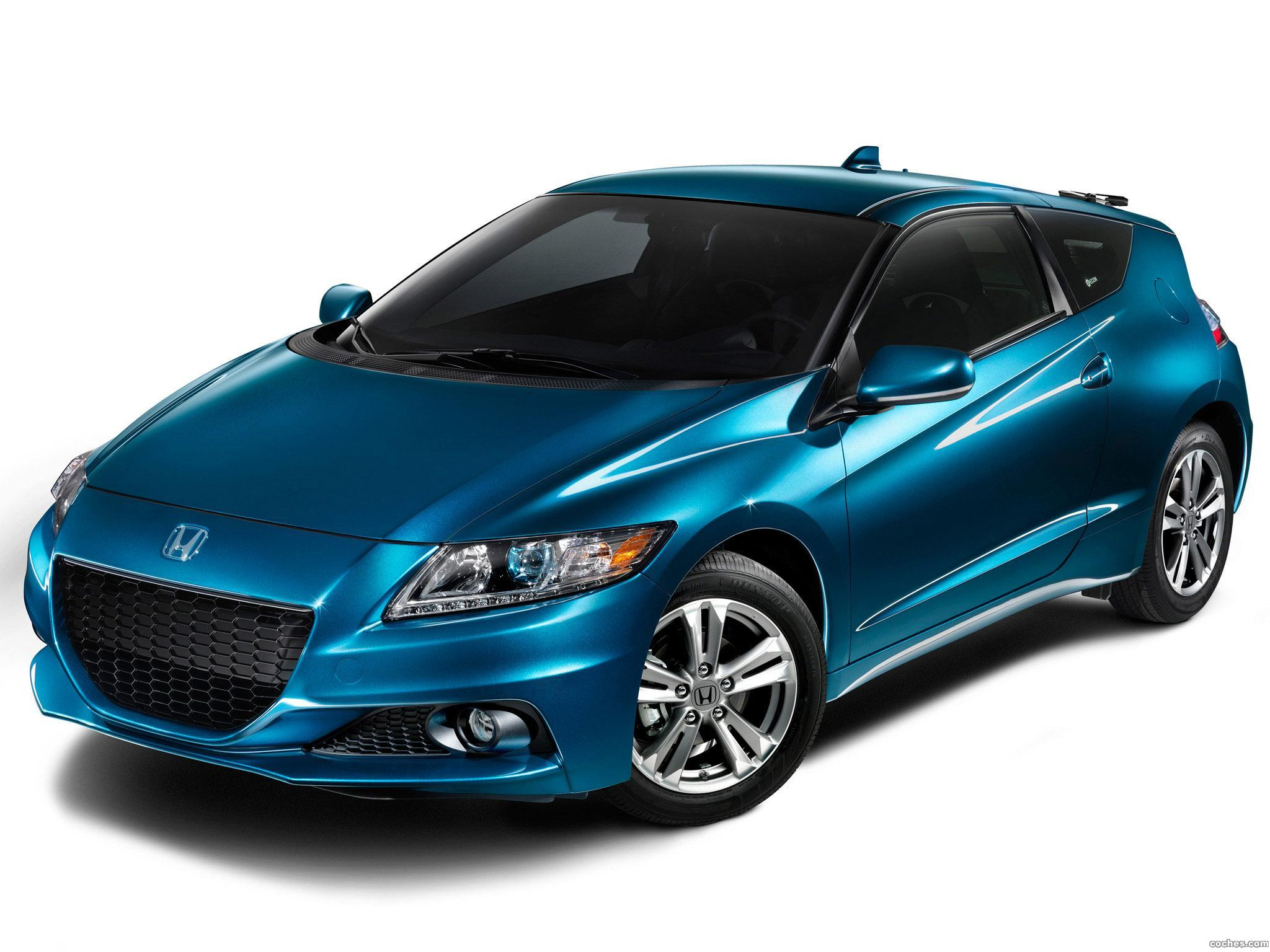 Foto 0 de Honda CR-Z USA 2013