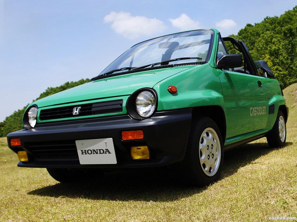 Foto 0 de Honda City Cabriolet 1984