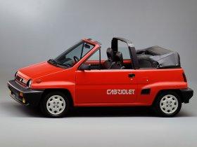 Ver foto 3 de Honda City Cabriolet 1984