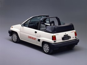 Ver foto 6 de Honda City Cabriolet 1984