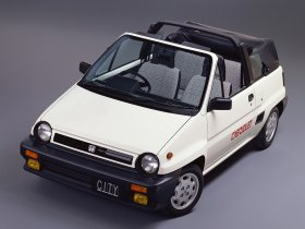 Ver foto 5 de Honda City Cabriolet 1984
