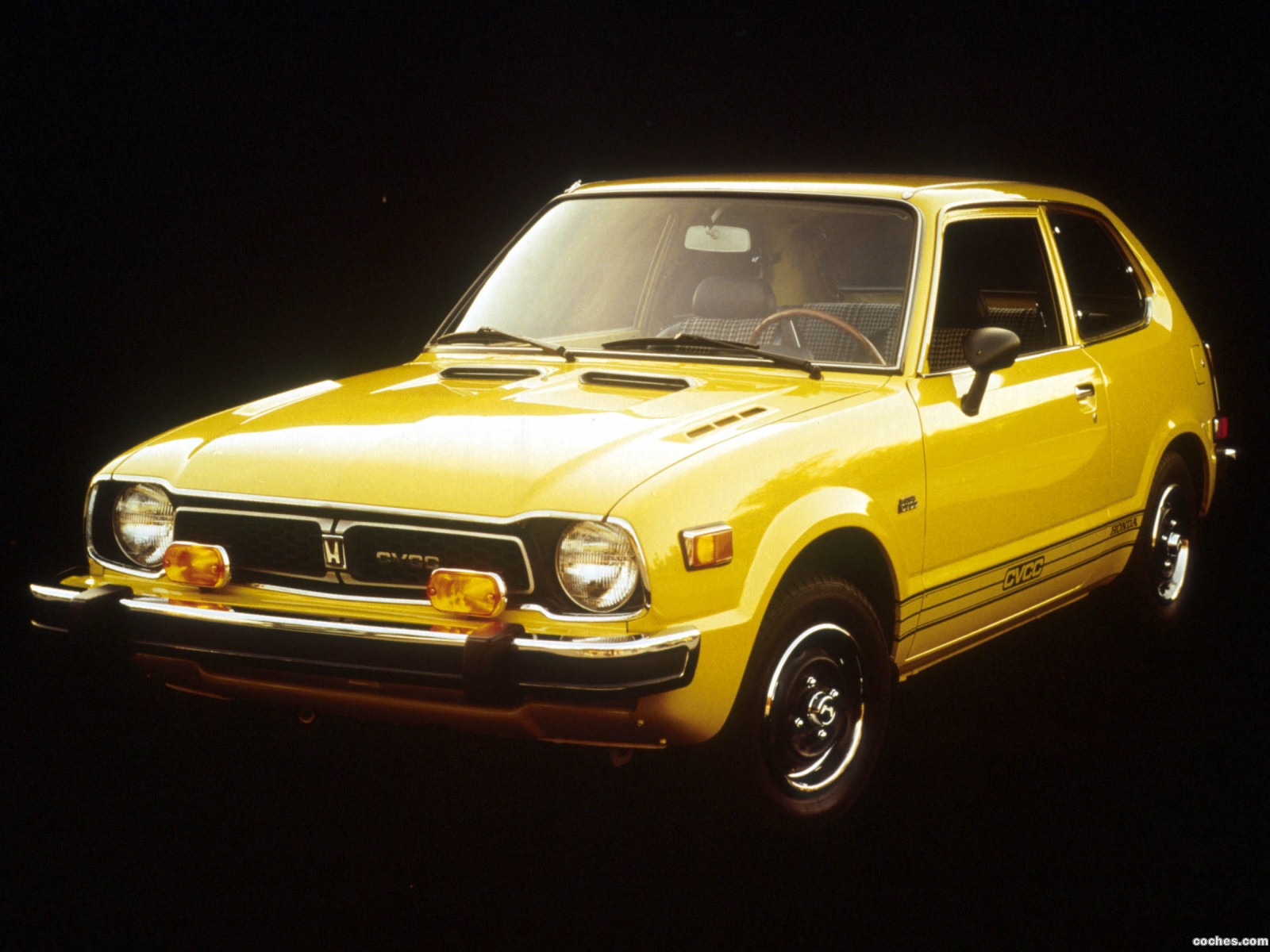 Foto 0 de Honda Civic 1975
