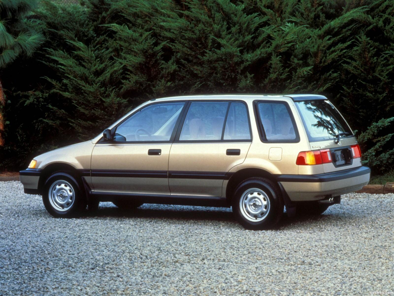 Foto 6 de Honda Civic 1988