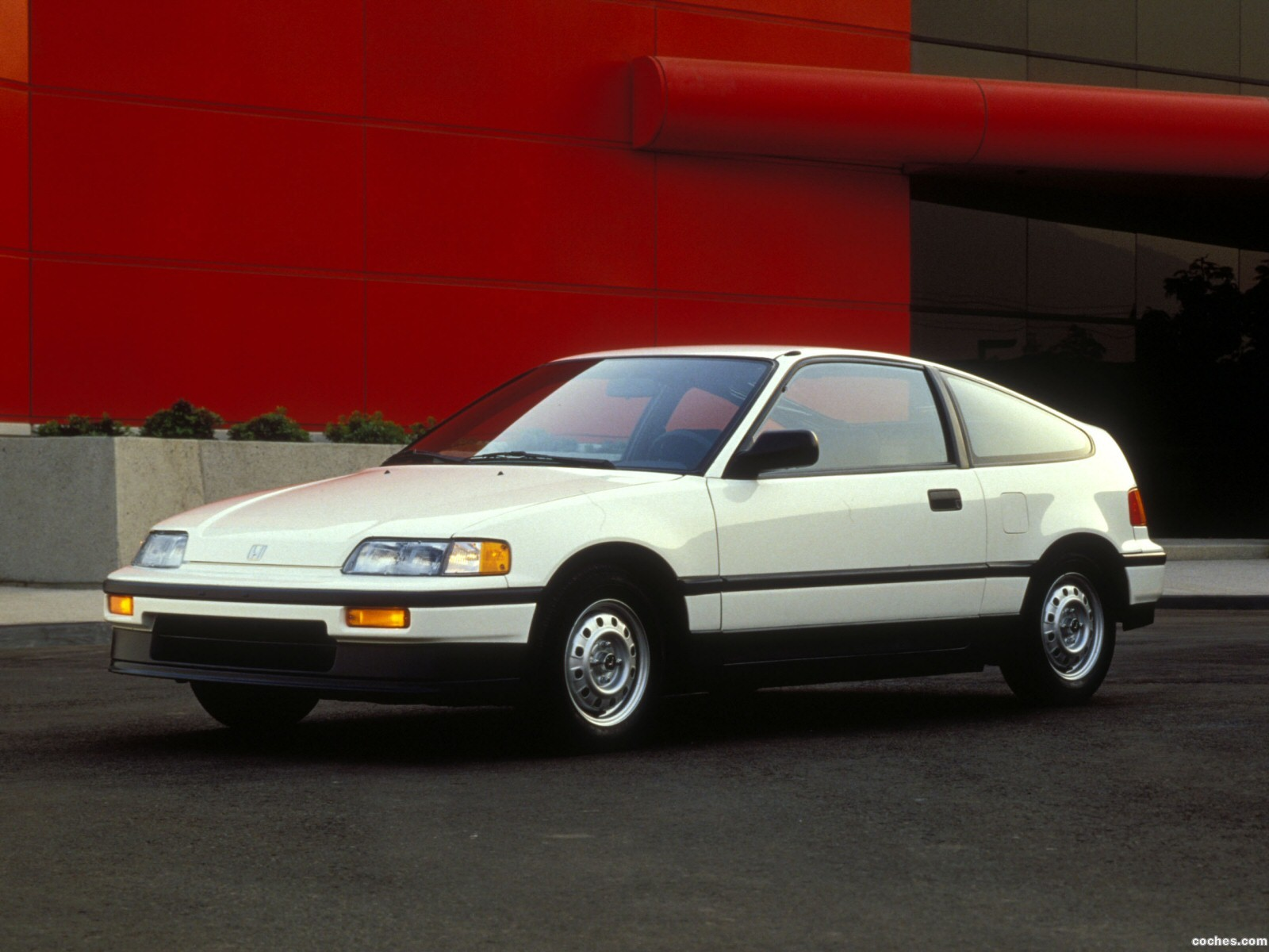 Foto 5 de Honda Civic 1988