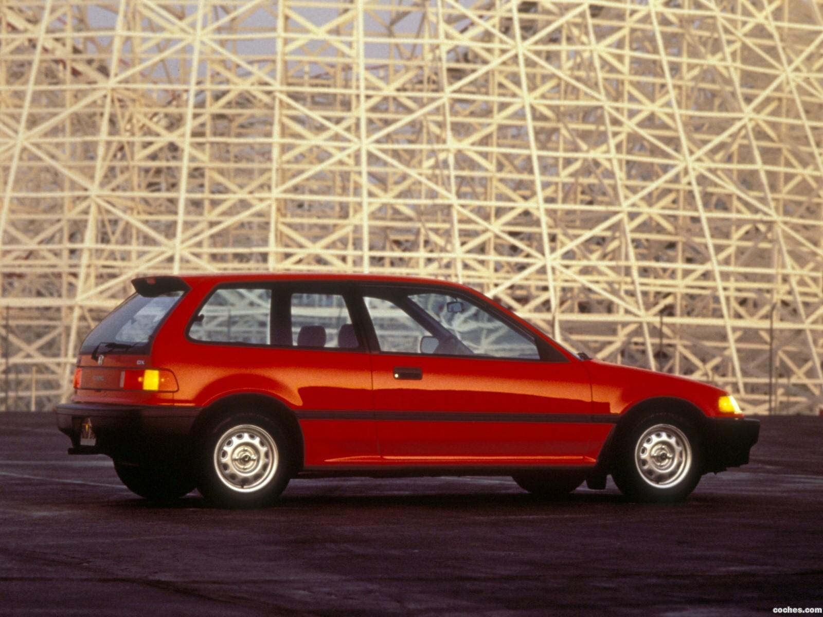 Foto 4 de Honda Civic 1988