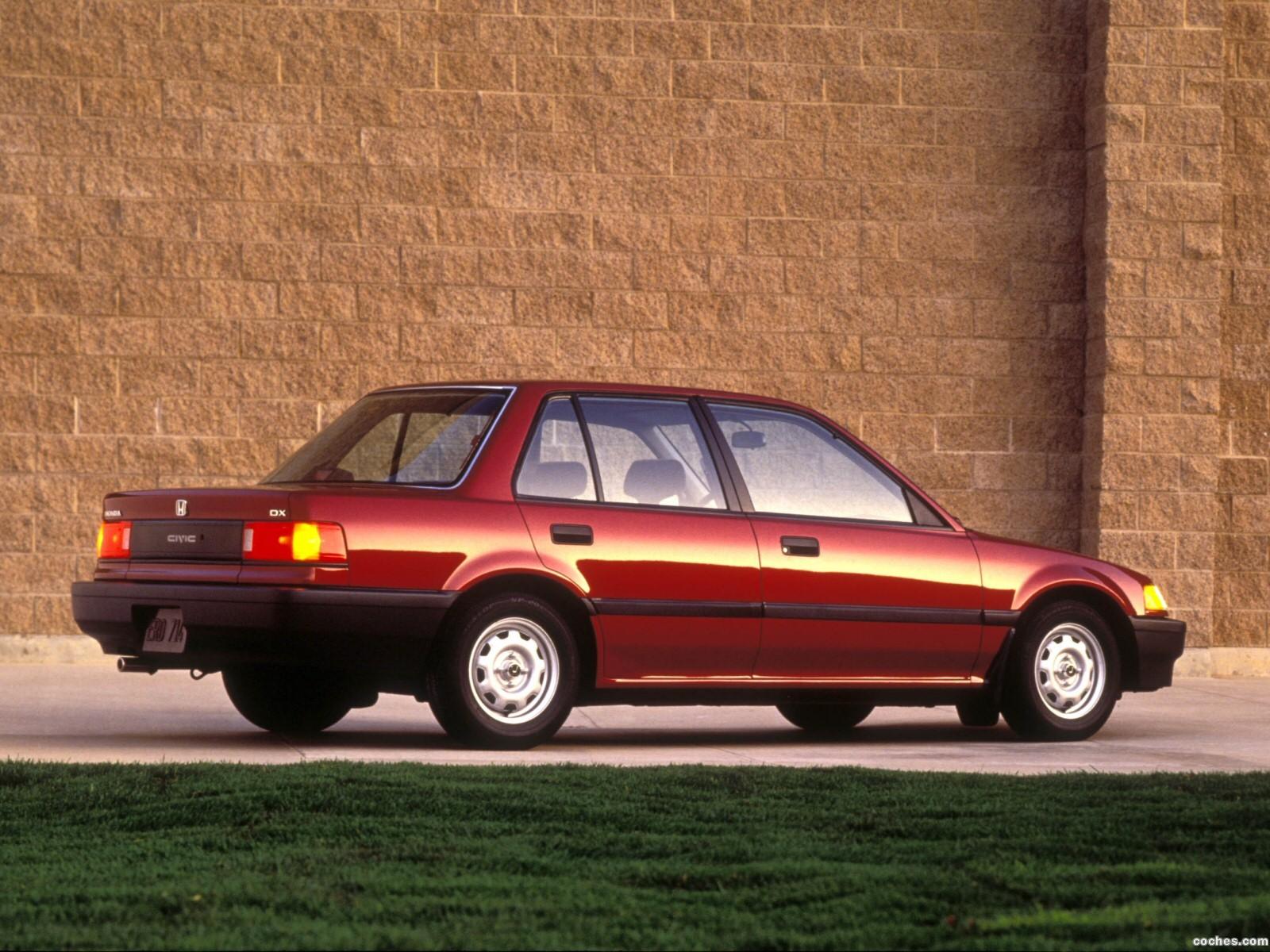 Foto 1 de Honda Civic 1988