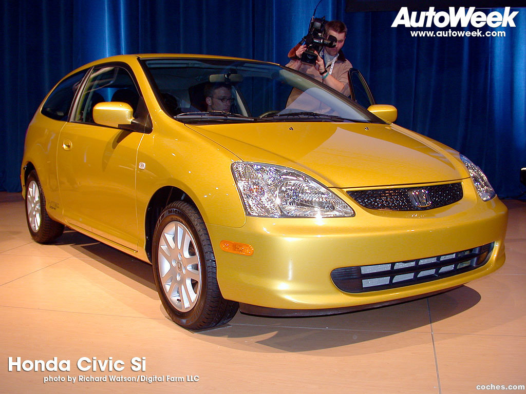 Foto 0 de Honda Civic 2001