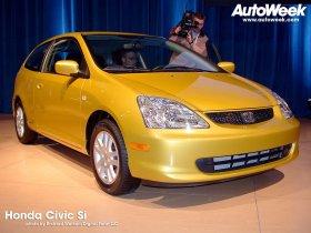 Ver foto 1 de Honda Civic 2001