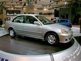Ver foto 2 de Honda Civic 2001