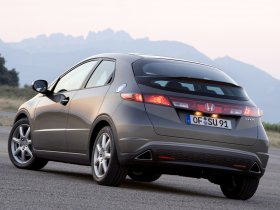 Ver foto 11 de Honda Civic 2006