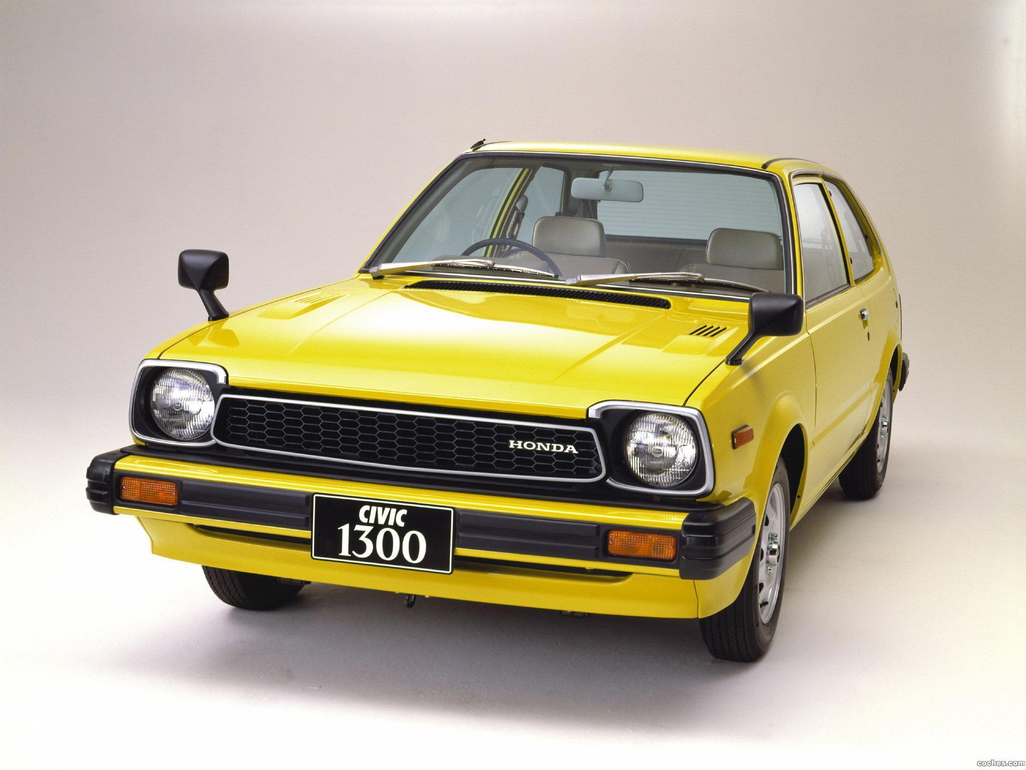 Foto 0 de Honda Civic 3 puertas 1979