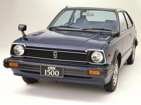 Ver foto 6 de Honda Civic 3 puertas 1979