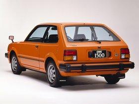 Ver foto 3 de Honda Civic 3 puertas 1979