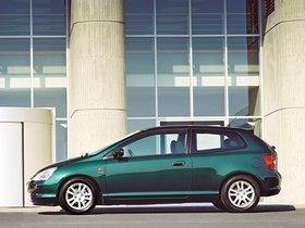 Ver foto 3 de Honda Civic 3 puertas 2001
