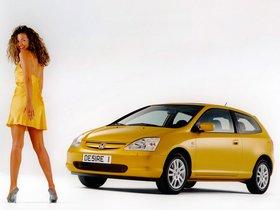 Ver foto 2 de Honda Civic 3 puertas 2001