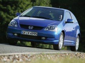 Ver foto 8 de Honda Civic 3 puertas 2003
