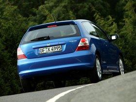 Ver foto 7 de Honda Civic 3 puertas 2003