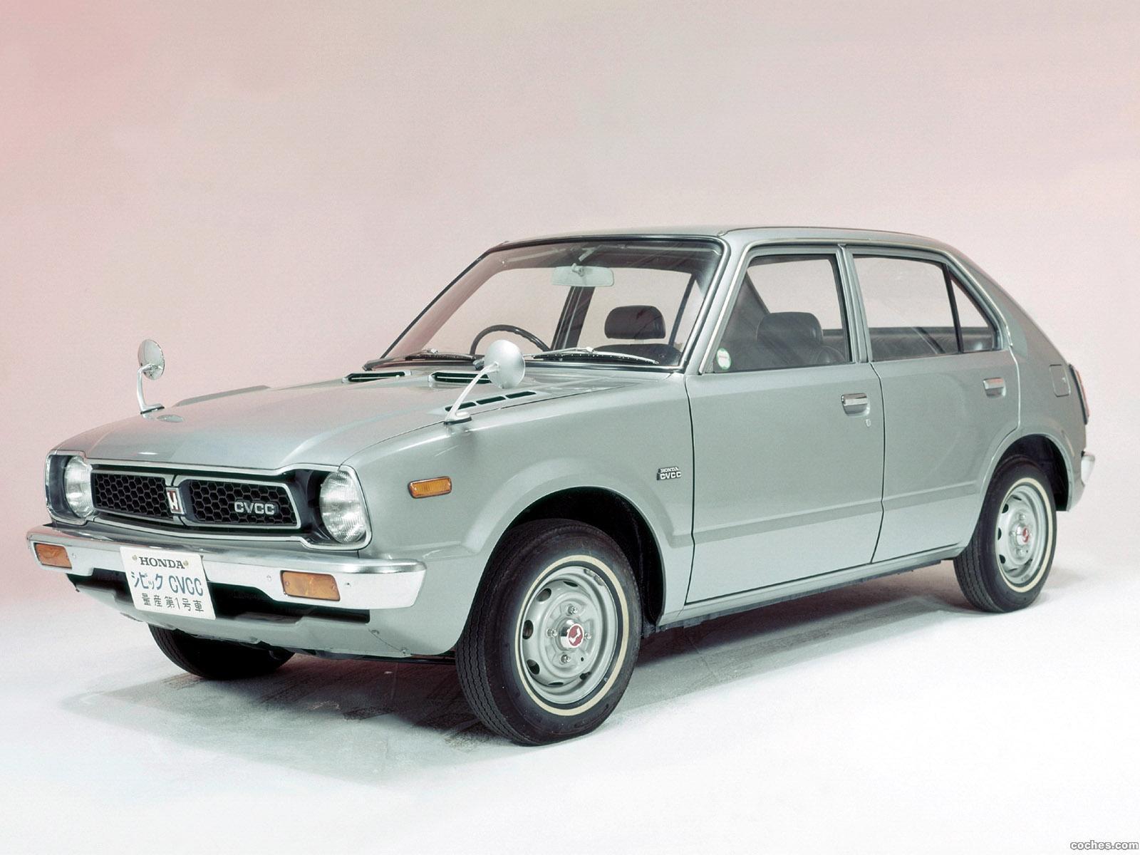 Foto 0 de Honda Civic 5 door 1972