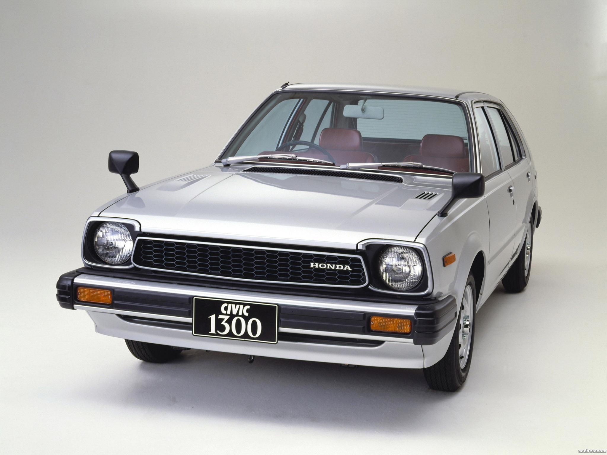 Foto 0 de Honda Civic 5 door 1979