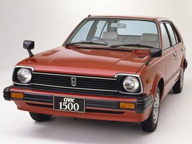 Ver foto 6 de Honda Civic 5 door 1979
