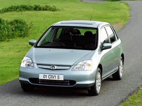 Ver foto 9 de Honda Civic 5 puertas 2001