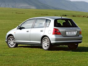 Ver foto 8 de Honda Civic 5 puertas 2001