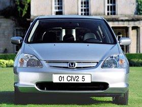 Ver foto 7 de Honda Civic 5 puertas 2001