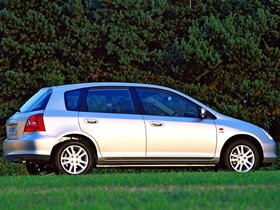 Ver foto 5 de Honda Civic 5 puertas 2001