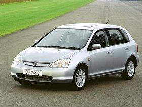 Fotos de Honda Civic 5 puertas 2001