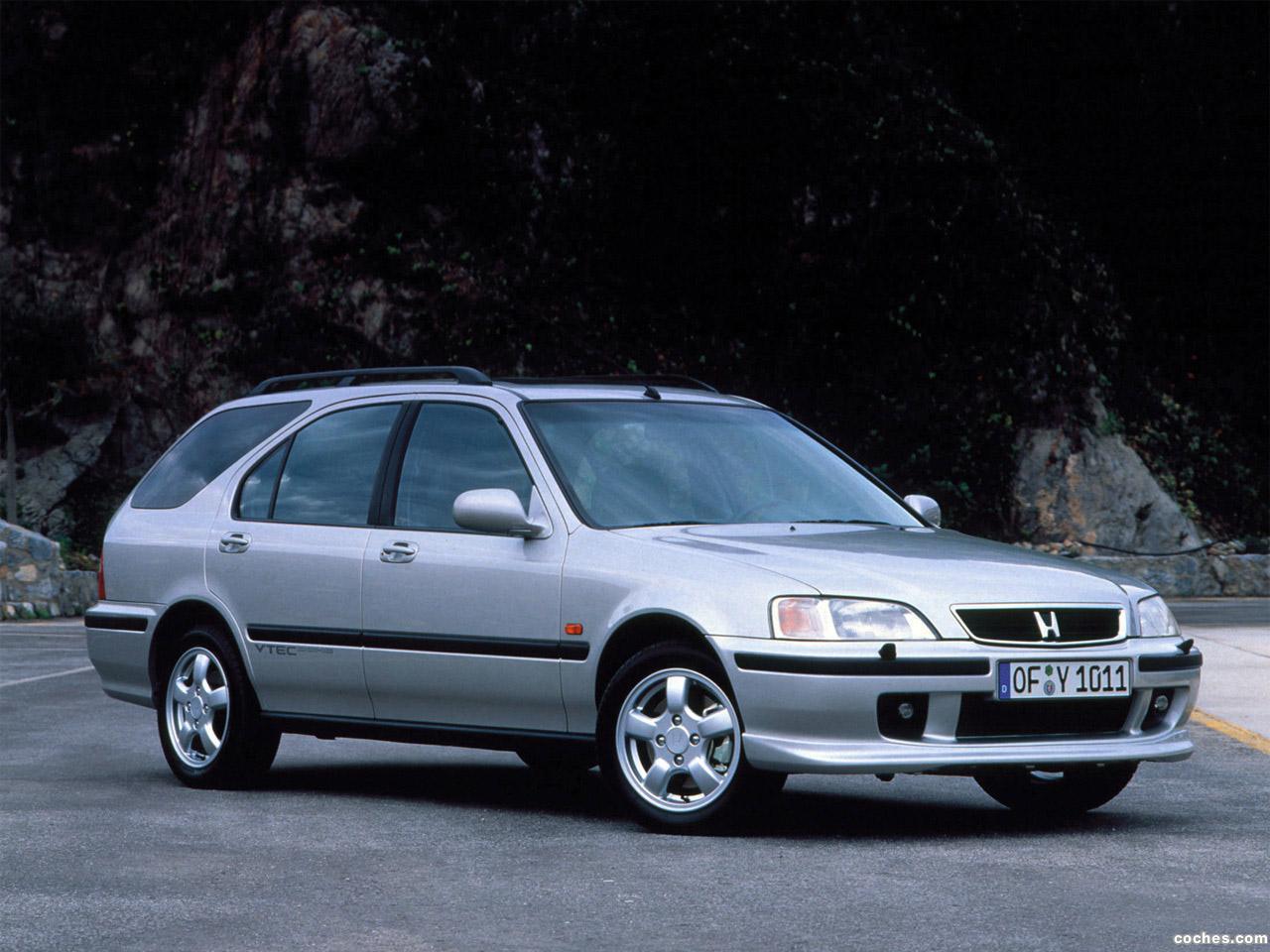 Foto 0 de Honda Civic Aerodeck 1998
