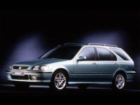 Ver foto 7 de Honda Civic Aerodeck 1998