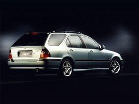 Ver foto 6 de Honda Civic Aerodeck 1998