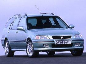 Ver foto 4 de Honda Civic Aerodeck 1998
