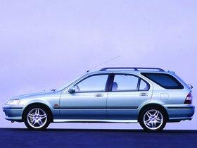 Ver foto 2 de Honda Civic Aerodeck 1998