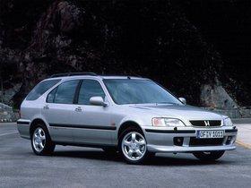 Fotos de Honda Civic Aerodeck 1998