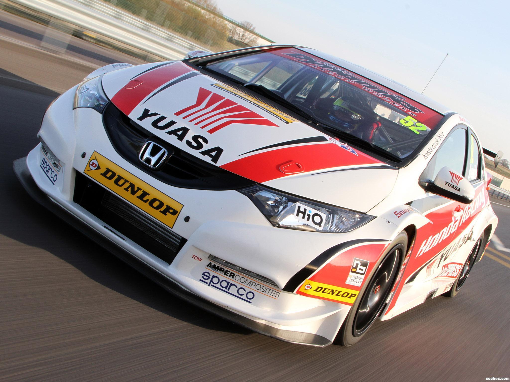 Foto 0 de Honda Civic BTCC 2012