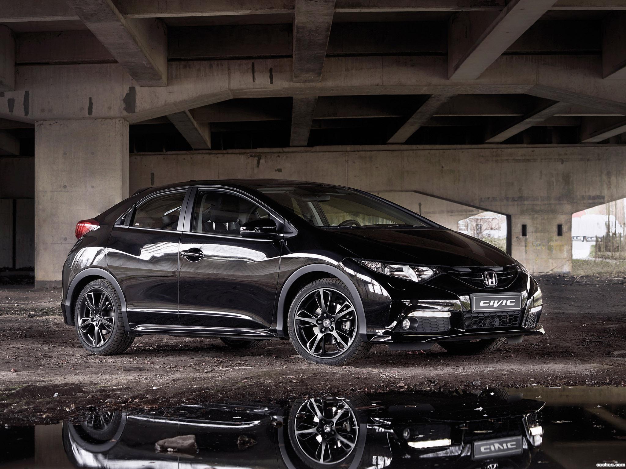 Foto 4 de Honda Civic Black Edition 2014