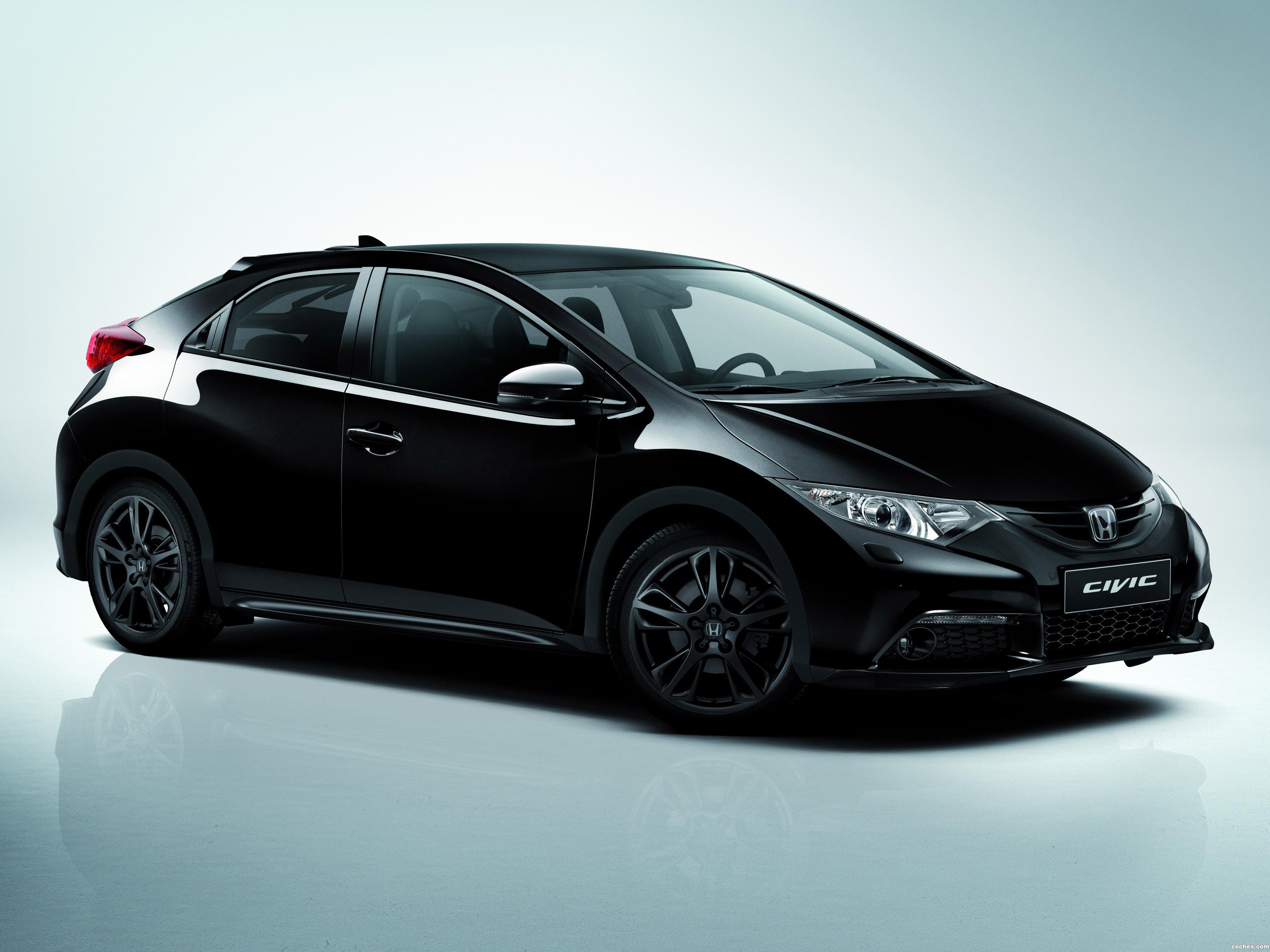 Foto 0 de Honda Civic Black Edition 2014