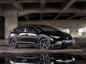 Ver foto 5 de Honda Civic Black Edition 2014