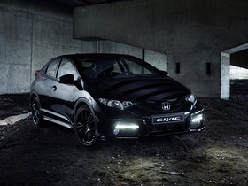 Ver foto 3 de Honda Civic Black Edition 2014
