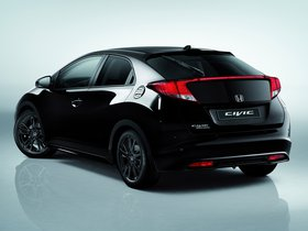 Ver foto 2 de Honda Civic Black Edition 2014