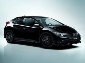 Ver foto 1 de Honda Civic Black Edition 2014