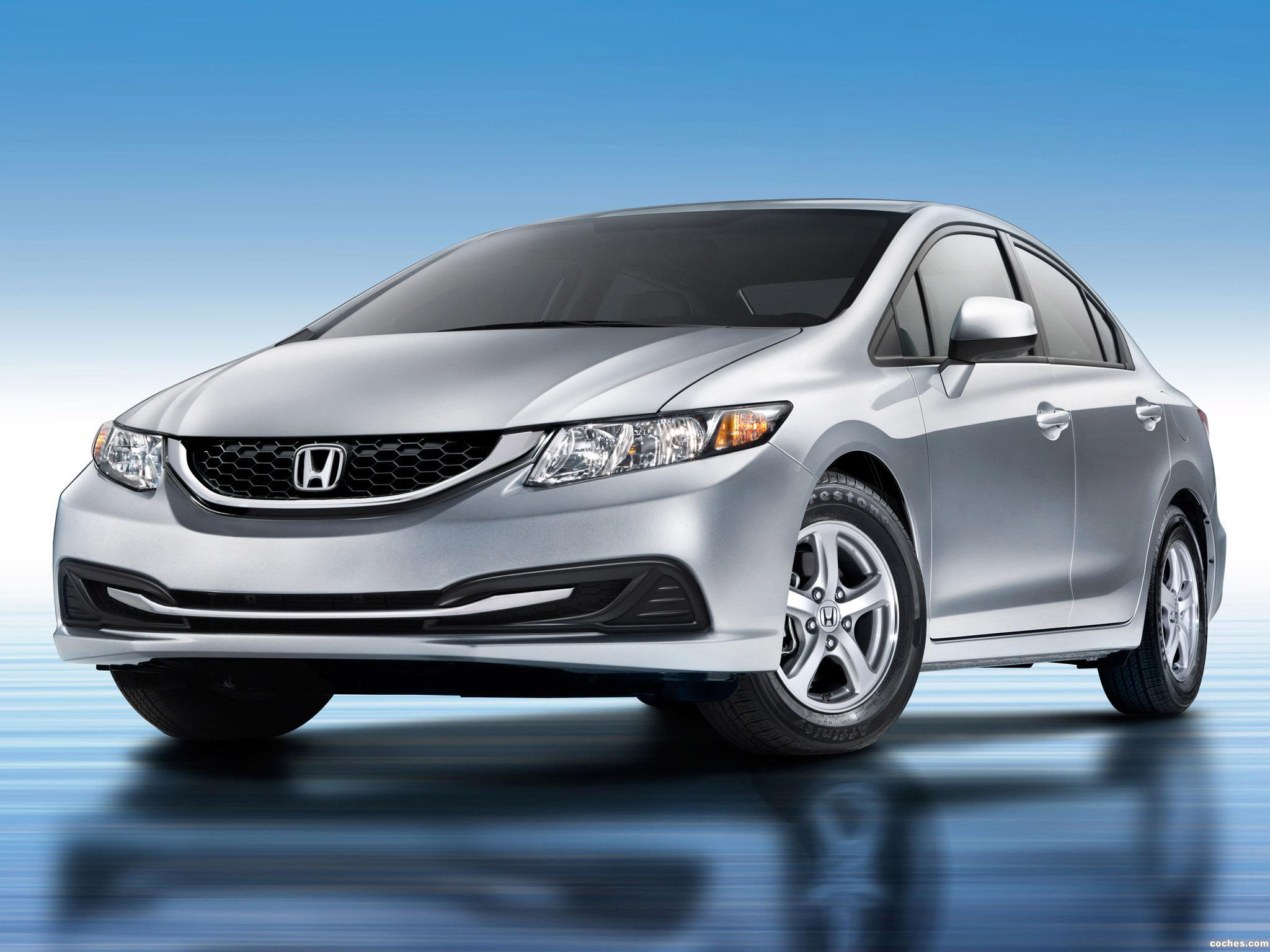 Foto 0 de Honda Civic CNG USA 2013