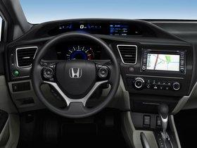 Ver foto 4 de Honda Civic CNG USA 2013