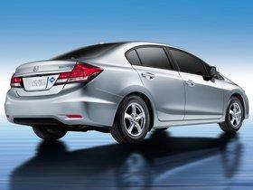 Ver foto 2 de Honda Civic CNG USA 2013