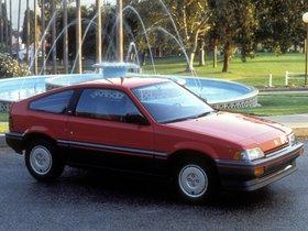Ver foto 3 de Honda Civic CRX 1986