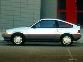 Ver foto 2 de Honda Civic CRX 1986