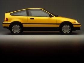 Ver foto 3 de Honda Civic CRX 1988