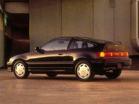 Ver foto 2 de Honda Civic CRX 1988