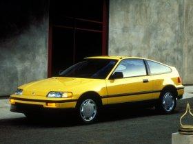 Fotos de Honda Civic CRX 1988